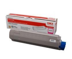Toner-C810/C830 MAGENTA 8K 44059106