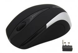Bezprzewodowa Mysz optyczna EM101S USB, 2,4 GHz, NANO odbiornik