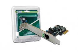 Karta sieciowa przewodowa PCI Express do Gigabit 10/100/1000Mbps, Low Profile