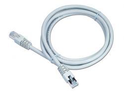 Patch cord ekranowany FTP kat.6 osłonka zal. 20M szary
