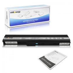 Whitenergy Bateria do laptopa Asus A32-K52 10.8-11.1V 4400mAh czarna