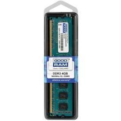 DDR3 4GB/1600 CL11 Dual Rank 256*8