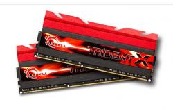 DDR3 16GB (2x8GB) TridentX 2400MHz CL10 XMP
