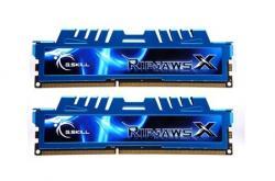DDR3 16GB (2x8GB) RipjawsX 1600MHz CL9 XMP