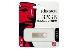 Data Traveler SE9 32GB USB2.0 Silver Metal