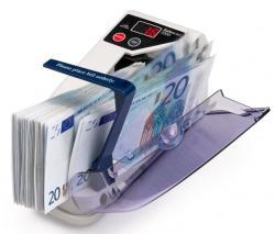 Liczarka banknotów 2000, model kieszonkowy