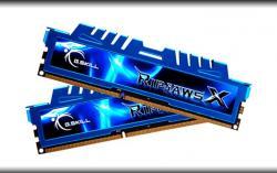 DDR3 16GB (2x8GB) RipjawsX 2400MHz CL11 XMP