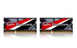 SODIMM Ultrabook DDR3 16GB (2x8GB) Ripjaws 1600MHz CL9 - 1.35V Low Voltage