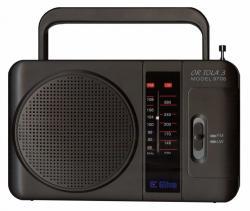 Radio TOLA Czarny