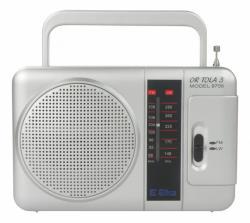 Radio TOLA Srebrny