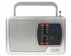 Radio MARIA Srebrny