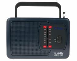 Radio MARIA Granatowy