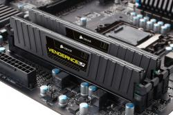 Corsair DDR3 Vengeance 16GB/1600 (2*8GB) CL9-9-9-24 Low Profile