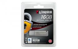 Data Traveler Locker G3 16GB USB 3.0 Data Security