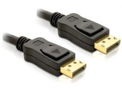 Kabel DisplayPort M/M 3m GOLD