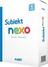 Subiekt NEXO box 1 stanowisko SN1