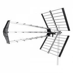Antena zewnętrzna SDA 640 DVB-T Zysk 16db,Imp 75 OHm,Zasięg120km