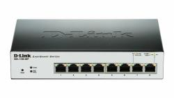 DGS-1100-08P PoE EasySmart 10/100/1000Mbps