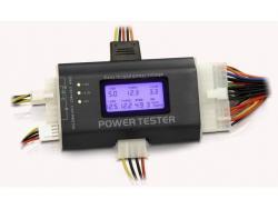 Delock Tester zasilaczy komputerowych (LCD)