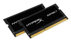 DDR3 SODIMM IMPACT BLACK 8GB/1600 (2*4GB) CL9 1.35V