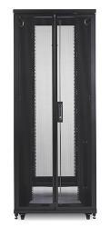 Szafa AR2580 NS SV 42U 800x1200MM W/SIDES BLACK