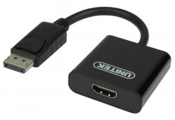 Adapter DisplayPort - HDMI; Y-5118DA
