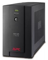 UPS APC BX1400UI BACK X 1400VA 700W/ AVR/6xIEC/USB