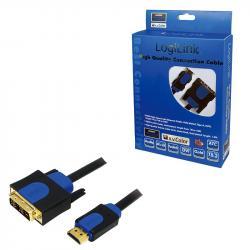 Kabel HDMI-DVI 3m