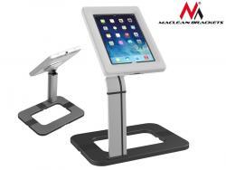 Stojak uchwyt reklamowy do tabletu biurkowy z blokadą MC-644 9.7''-10.1'' - uniwersalny