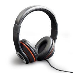 Sluchawki z mikrofonem Gembird Los Angeles Czarne