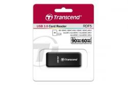 Czytnik kart pamięci SD/MicroSD USB3.0 czarny