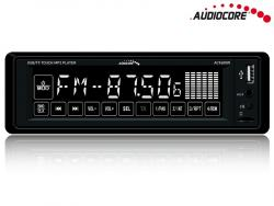 Audiocore Radioodtwarzacz dotykowy Audiocore AC9600W MP3/WMA/USB/SD RDS/Bluetooth handsfree + pilot