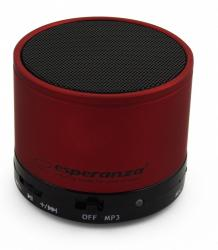 Głośnik bluetooth RITMO Czerwony EP115C