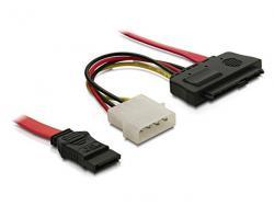 Kabel SAS 29 pin->SATA 7 pin 50cm