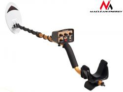 Maclean Wykrywacz Metali MCE940 z dyskryminatorem
