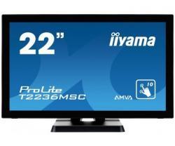 Monitor 21.5 T2236MSC-B2 10P DOTYKOWY HDMI/DVI/GŁOŚNIKI PCAP