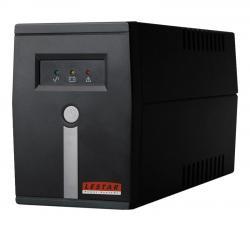 Zasilacz awaryjny UPS MC-855 AVR 4xIEC
