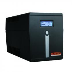 Zasilacz awaryjny UPS MCL-2000u AVR 6xIEC USB
