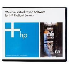 HPE VMw vSphere Std 1P 3y Software