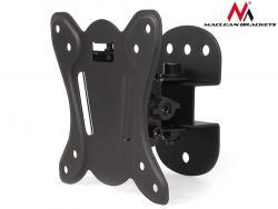 Uchwyt do telewizora lub monitora 13-27 cali MC-670 20kg, max vesa 100x100