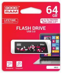 CL!CK 64GB USB 3.0 Black