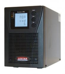 Zasilacz awaryjny UPS UDX-1000 1000VA/ 900W PF 0.9 ON-LINE LCD 4XIEC USB RJ 45