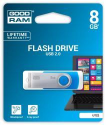 TWISTER 8GB Blue USB2.0