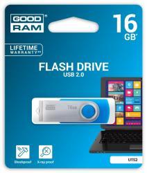 TWISTER 16GB Blue USB2.0