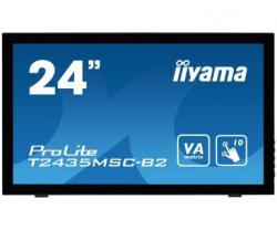 24'' T2435MSC-B2 DOTYK/USB/HDMI/DP/WEBCAM