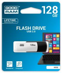 COLOUR BLACK&WHITE 128GB USB2.0