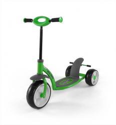 Milly Mally Hulajnoga Crazy Scooter zielony