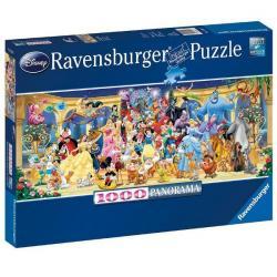 Ravensburger RAVEN. 1000 EL. PANORAMA DISNEY