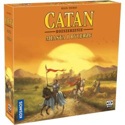 Gra Catan - Miasta i Rycerze