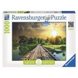 Ravensburger Puzzle 1000 elementów Mistyczne niebo
